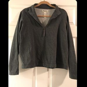 Charcoal Grey Pullover Jumper - Size M